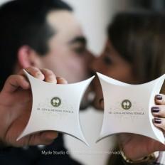 João e Tânia – Casamento