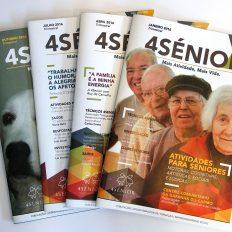 4 Sénior – Mais Atividade, Mais Vida